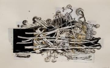 Compost Collage, No. 4