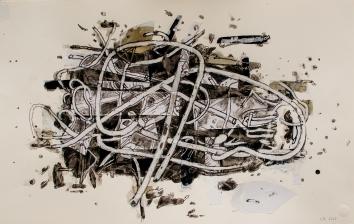 Compost Collage, No. 5