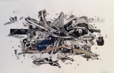 Compost Collage, No. 06